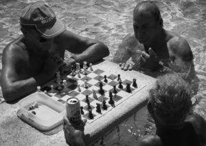 Chess in Pool