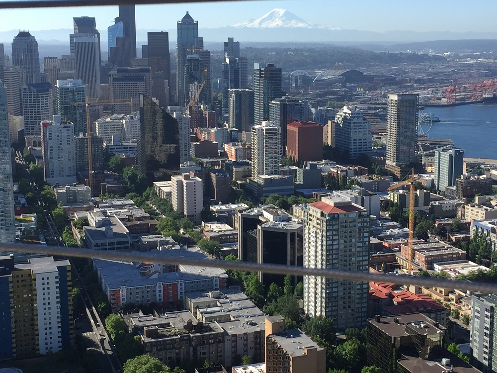 Visiting seattle and portland esi money for Seattle builders