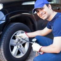 Save money by checking spare tire pressure